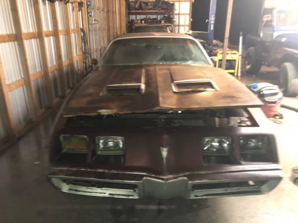 Photo 1979 Pontiac formula (455)auto - $3750 (Live oak)