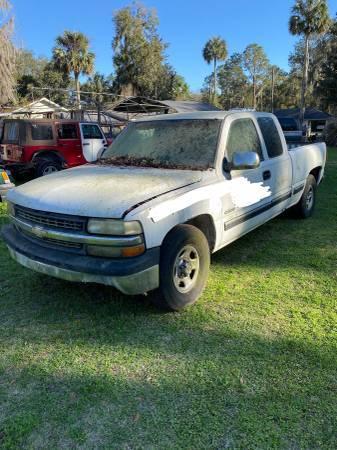 Photo 2002 chevy Silverado 1500 5.3L v8 automatic - $800 (Hawthorne)