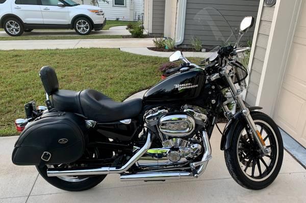 Photo 2008 Harley Davidson Sportster 883 - $4,050 (Saint Augustine)