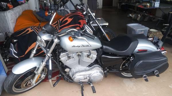 Photo 2014 Low Miles Harley Davidson XL883 - $7,000 (Sebring)