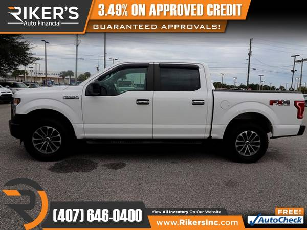 Photo 2015 Ford F150 F 150 F-150 King Ranch FOR ONLY $272mo - $272 (Rikers Auto Financial)