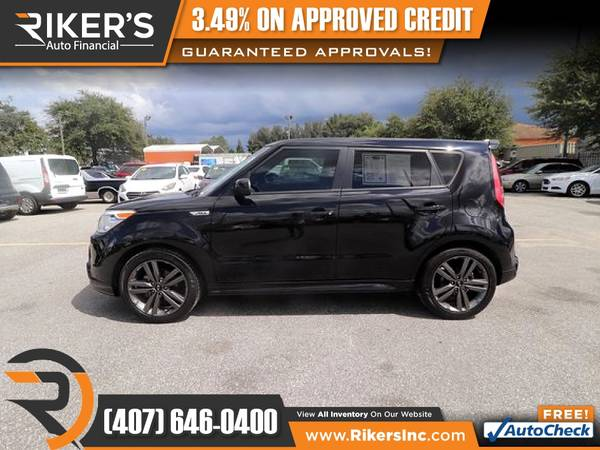 Photo 2016 KIA Soul  FOR ONLY $192mo - $192 (Rikers Auto Financial)