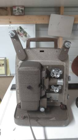 Photo Bell and Howell 8mm projector - $75 (Inverness fl.)