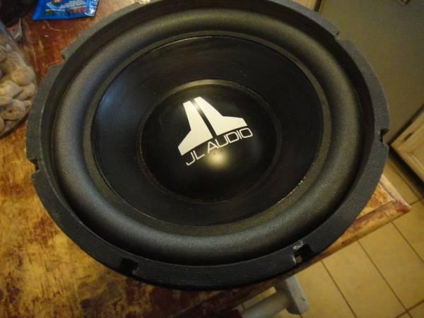 Photo JL Audio 10quot Sub Subwoofer 10w3-d4 - $60 (Fleming Island)