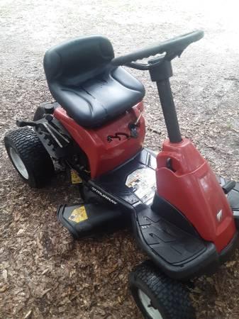 Photo Murray riding lawn mower 24 inch cut - $350 (Lake City)