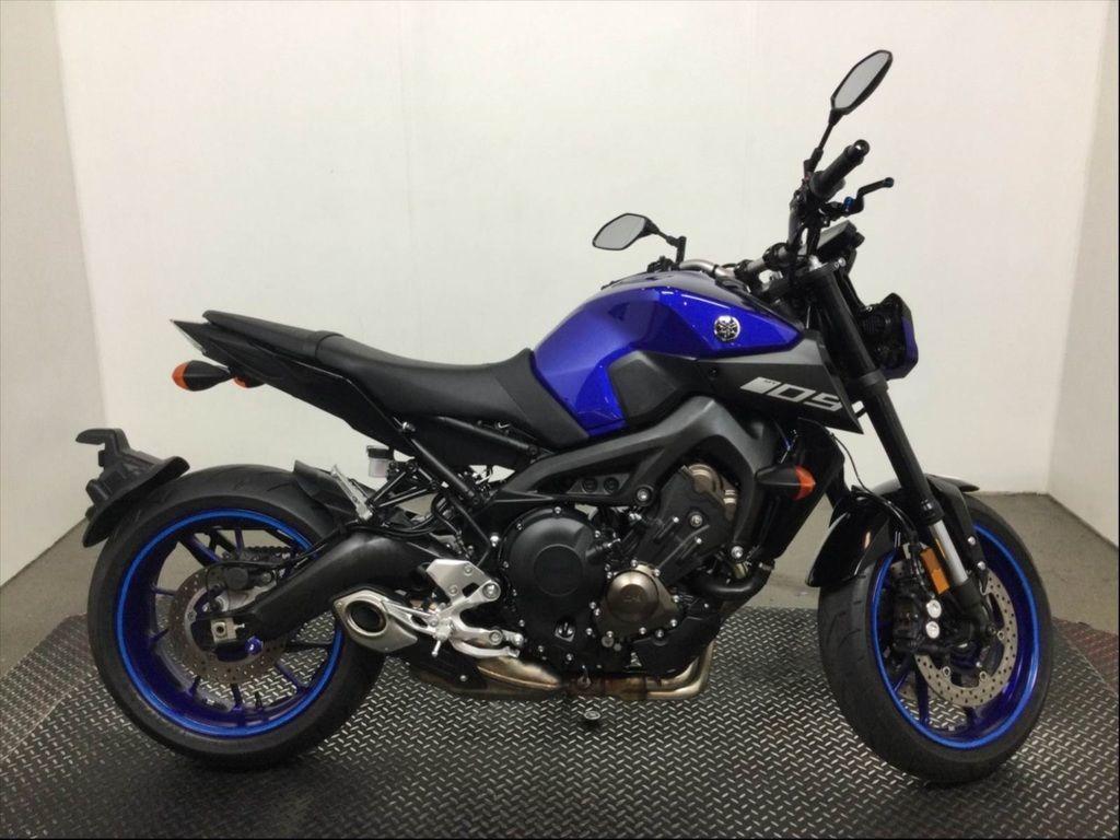 Photo Used 2019 Yamaha Standard Motorcycle  $9850