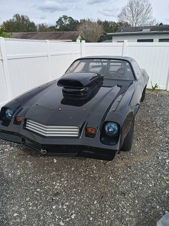 Photo 1980 Camaro Z28 Drag Car - Roller - $10,500 (Mulberry)