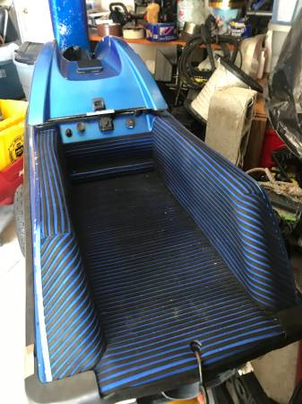 Photo 1991 Yamaha Super Jet stand up Jet Ski Florida Title in hand - $950 (Lakeland, North side near exit 31 and I-4 kathleen Road)