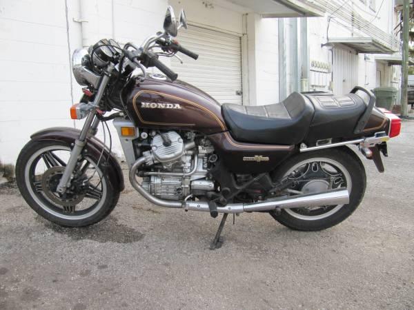 Photo 1993 Honda CX500 - $2,200 (Leesburg)