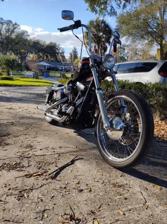 Photo 1997 Harley Dyna Wideglide - $4,000 (Riverview)