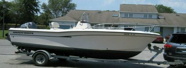 Photo 2000 Grady White Escape 209 20394quot Center Console - $14000