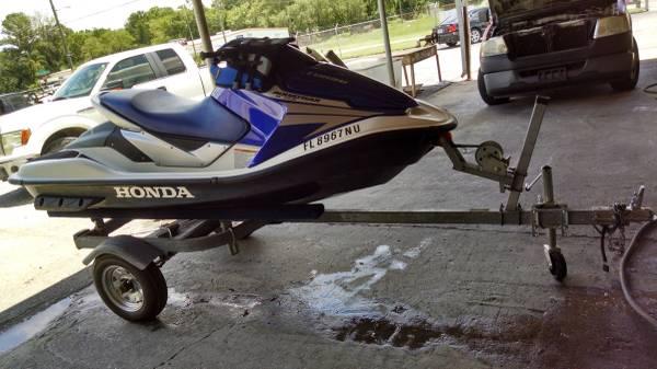 2005 Honda Aquatrax R12x