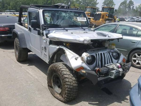 Photo 2005 Jeep Wrangler LJ Parts Available  PARTING OUT - $1 (Lakeland, FL)