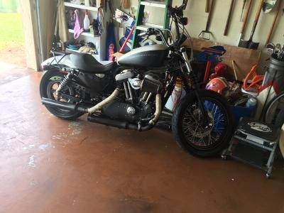 Photo 2007 Harley Davidson Nightster - $4,550 (Winter Haven)