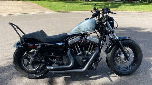 Photo 2011 Harley Davidson Sportster 48 - $6,999 (LAKELAND)