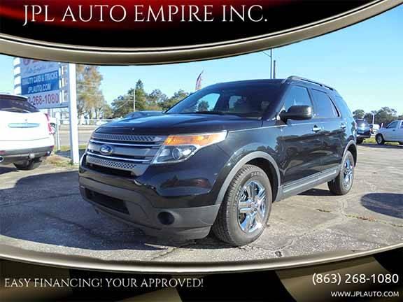 Photo 2013 Ford Explorer - $298 ($1000 Down $298mo)