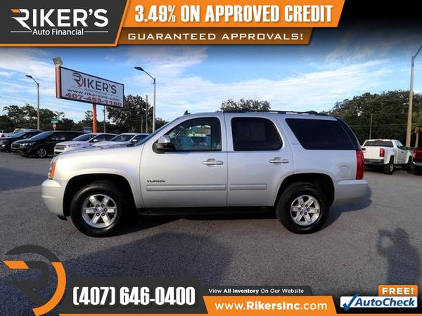 Photo 2014 GMC Yukon SLT FOR ONLY $217mo - $217 (Rikers Auto Financial)