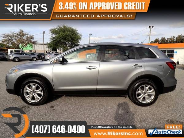 Photo 2014 Mazda CX9 CX 9 CX-9 Touring FOR ONLY $152mo - $152 (Rikers Auto Financial)