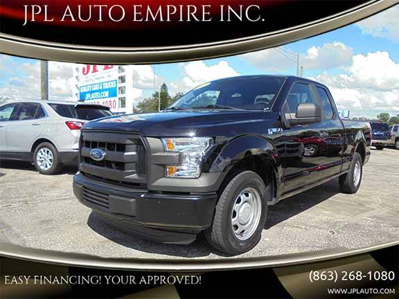 Photo 2016 Ford F-150 ONLY $1000 DOWN - $299 (5.0L V8 EXCELLENT CONDITION299MO)