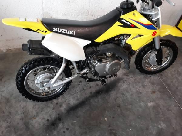 Photo 2019 Suzuki 50CC dirt bike - $2,150 (Punta Gorda)