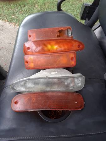 Photo 88-92 Nissan 240sx Parking lights and lenses. - $39 (Winter Haven)