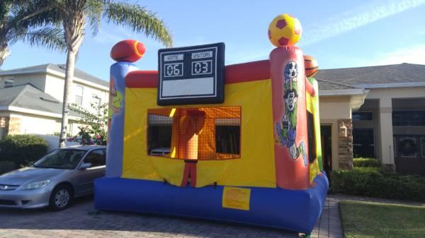Photo Bounce House Business - $8,500 (Auburndale)