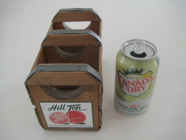 Photo Crate, Handmade Wooden Crate, Small - $15 (Winter Haven, FL 33884)