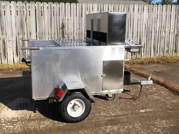 Photo Hot Dog Cart - $1750 (Lake Wales)