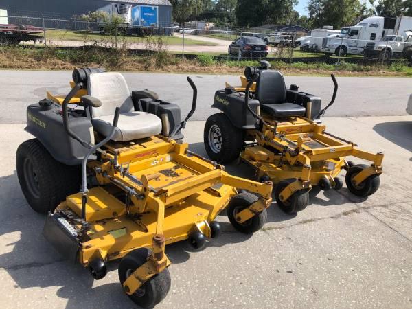 Photo Hustler Super Z 60  52 Zero turn mowers - $2000 (Lakeland)