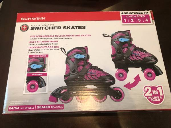 Photo In-line and Roller Skates - $10 (South Lakeland)