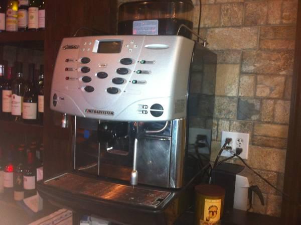 Photo Le Cimbali expresso machine - $2,400 (lakeland)