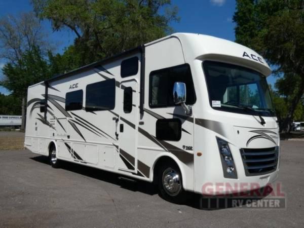 Photo Motor Home Class A 2019 Thor Motor Coach ACE 33.1 - $99,993