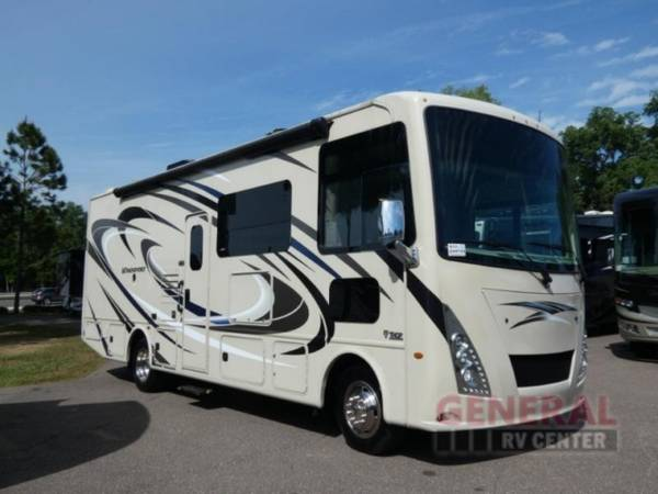 Photo Motor Home Class A 2019 Thor Motor Coach Windsport 27B - $89,993