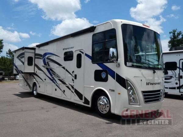 Photo Motor Home Class A 2022 Thor Motor Coach Windsport 35M - $174,525