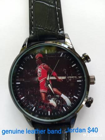 Photo New Jordan watch - $40 (Lakeland)