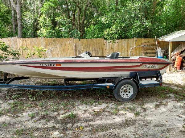 Photo New trailer for sale free boat w tittle - $700 (Polk City)