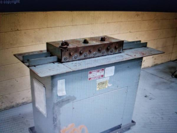 Photo Pittsburgh machine - $2,100 (Lake Alfred)