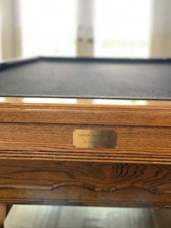 Photo Pool Table 8 Foot Slate - $400