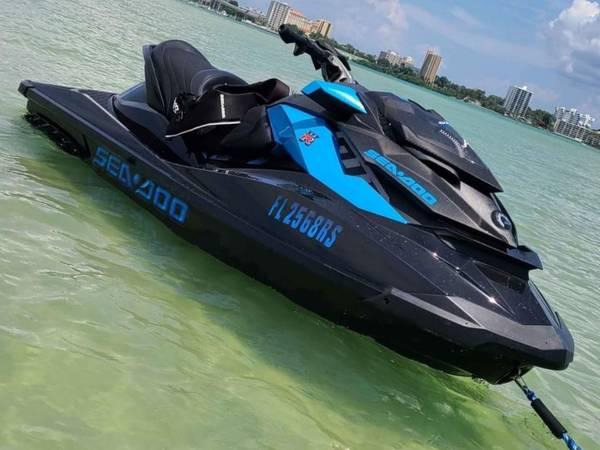 Photo Seadoo GTR 230 Supercharged - $14,000 (Frostproof)