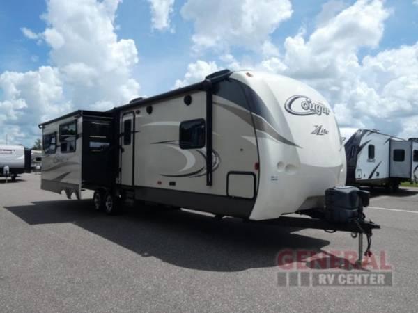 Photo Travel Trailer 2016 Keystone RV Cougar X-Lite 30RLI - $31,993