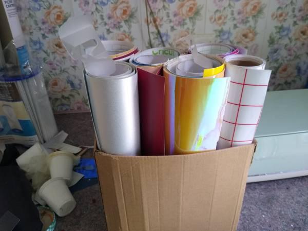 Photo Tumbler supplies - $300