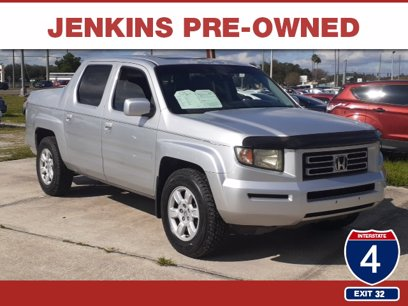 Photo Used 2007 Honda Ridgeline RTL for sale