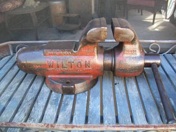 Photo Wilton Bullet Vise - $300 (WINTER HAVEN)