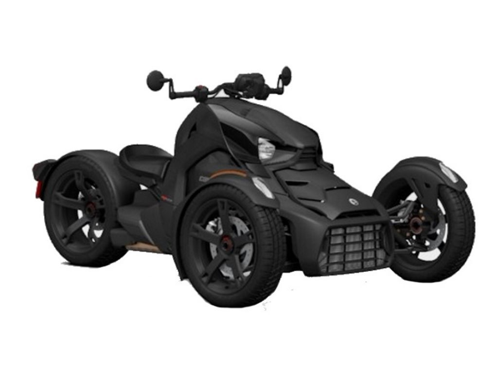 Photo Used 2021 Can-Am Trike Motorcycle  $8799
