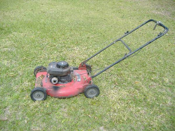 Photo murray lawn mower 22 2in1 4,5hp - $65 (mulberry)