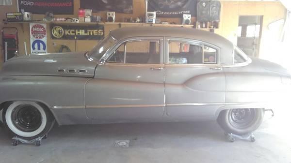 Photo 1950 Buick Super Dynaflow - $5350 (Near Williamsport)