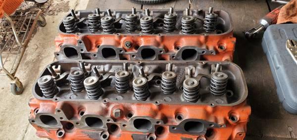 Photo 1970 Chevy Big Block 454 LS6 396 L78 Heads - $1500