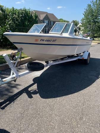 Photo 1980 Starcraft 19 ft Boat - $3,500 (Skippack, PA)