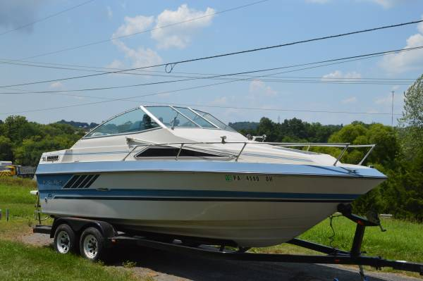 Photo 1987 sea ray 21 ft - $4,000 (ELIZABETHTOWN)