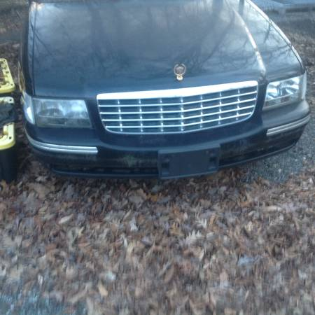 Photo 1997 Cadillac deville - $750 (Conowingo)
